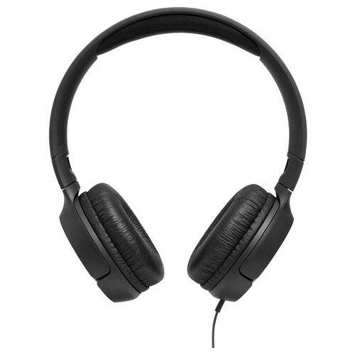 JBL »Tune 500« on-ear-hoofdtelefoon (bedraad, spraakbesturing, geïntegreerde microfoon)  - 29.99 - zwart