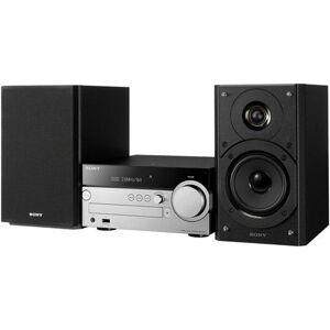Sony CMT-SX7B Multi-room Micro-set, Airplay, Bluetooth, NFC, WLAN, RDS, 2x USB  - 505.05 - zwart