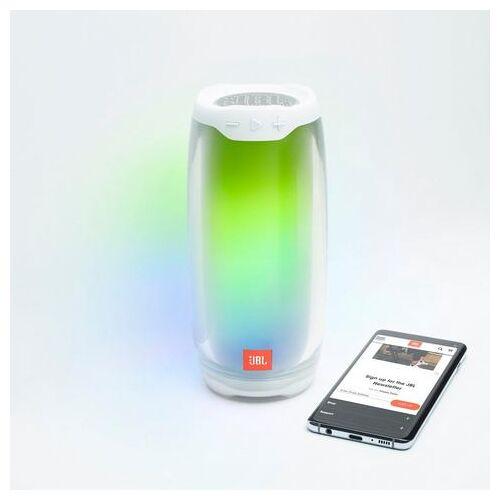 JBL Bluetooth-luidspreker »Pulse 4« (Bluetooth, 20 Watt)  - 213.00 - wit