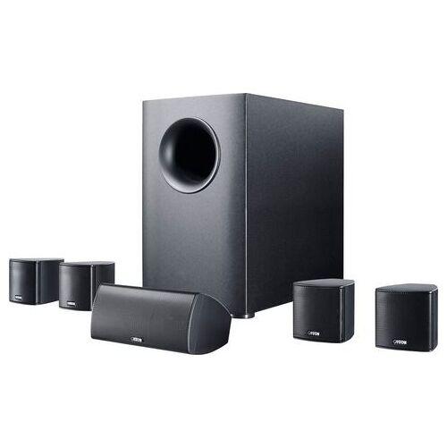 Canton 5.1-luidspreker-systeem »Movie 95«  - 285.15 - zwart
