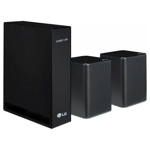 LG »SPK8« 2.0-luidsprekersysteem (140 W)  - 104.30 - zwart