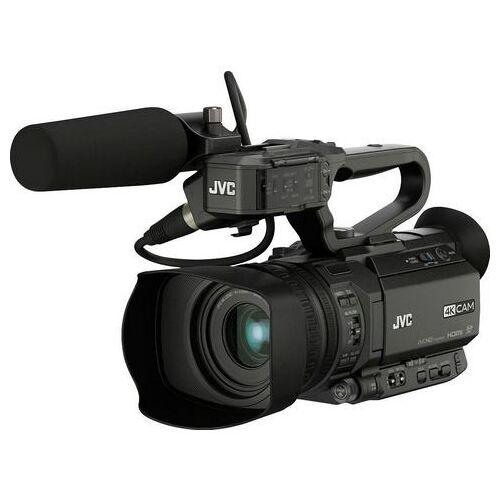 JVC camcorder GY-HM180E  - 1799.00 - zwart
