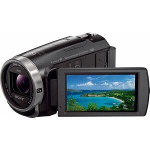 Sony Camcorder HDR-CX625B 1080p Full HD WLAN NFC  - 384.05 - zwart
