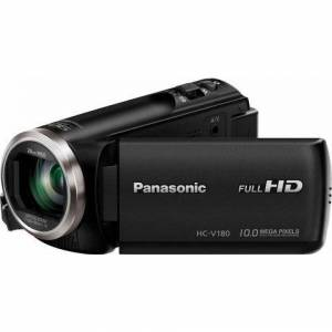 Panasonic HC-V180EG-K 1080p (Full HD) camcorder  - 187.49 - zwart