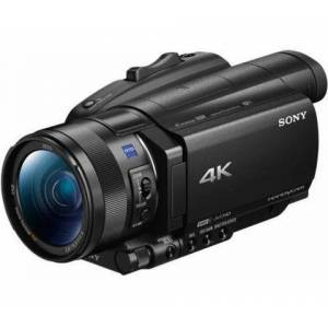 Sony FDR-AX700 camcorder, wifi, NFC