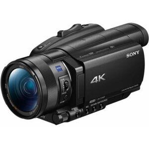 Sony FDR-AX700 camcorder, wifi, NFC  - 1895.05 - zwart