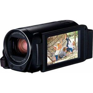 Canon HF-R86 zwart 1080p (Full HD) camcorder, wifi, NFC  - 334.06 - zwart