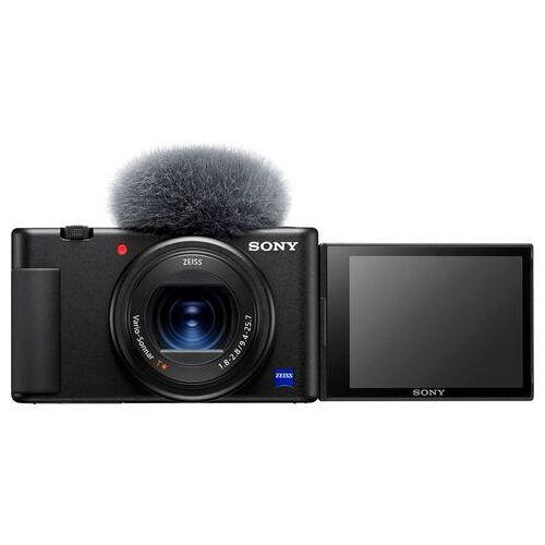 Sony compact-camera Vlogcamera ZV-1  - 805.50 - zwart