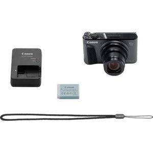 Canon »POWERSHOT SX730« superzoomcamera (20,3 MP, 40x optische zoom, bluetooth wifi NFC)  - 325.00 - zwart
