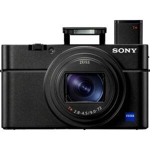 Sony »DSC-RX100M6« compact-camera (ZEISS Vario-Sonnar T, 20,1 MP, 8x optische zoom, bluetooth)  - 1045.05 - zwart