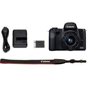 Canon »EOS-M50 EF-M15-45 Kit« systeemcamera (EF-M 15-45, 24,1 MP, NFC wifi bluetooth)