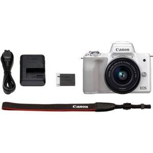 Canon »EOS-M50 EF-M15-45 Kit« systeemcamera (EF-M 15-45, 24,1 MP, NFC wifi bluetooth)  - 625.05