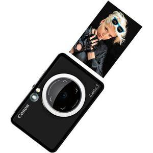 Canon »Zoemini S« instant camera (8 MP, bluetooth NFC)  - 151.05 - zwart