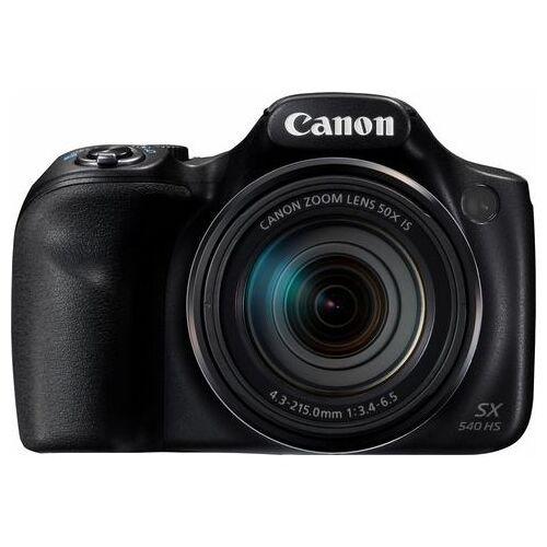Canon Superzoom-camera PowerShot SX540 HS  - 265.48 - zwart