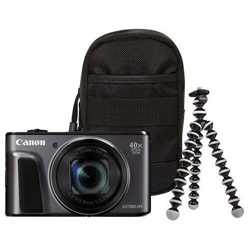 Canon compact-camera PowerShot SX720 HS  - 296.04 - zwart