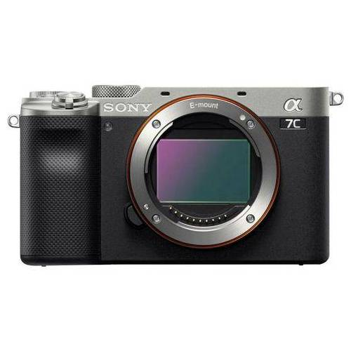 Sony Full-frame digitale camera »ILCE-7CS - Alpha 7C E-Mount« (24,2 MP)  - 2076.66 - zwart