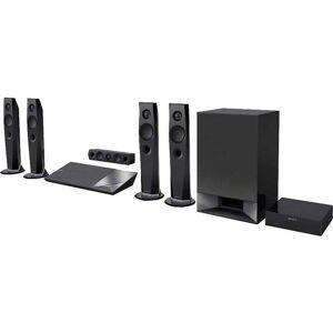 Sony BDV-N7200W thuisbioscoop, Blu-ray speler, 1.200 W, 3D, WLAN, NFC, Bluetooth