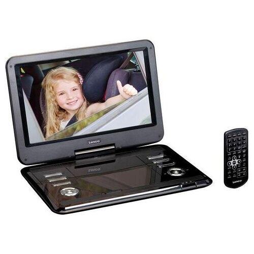 Lenco dvd-speler DVP-1210  - 169.99 - zwart