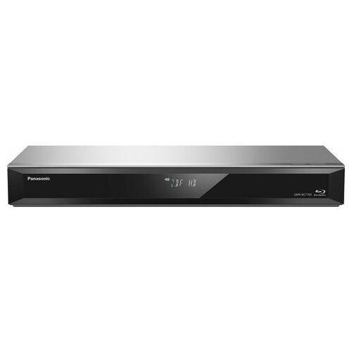 Panasonic »DMR-BCT760/765EG« blu-rayrecorder (WLAN, 3D-ready, 500 GB harde schijf)  - 478.94 - zilver