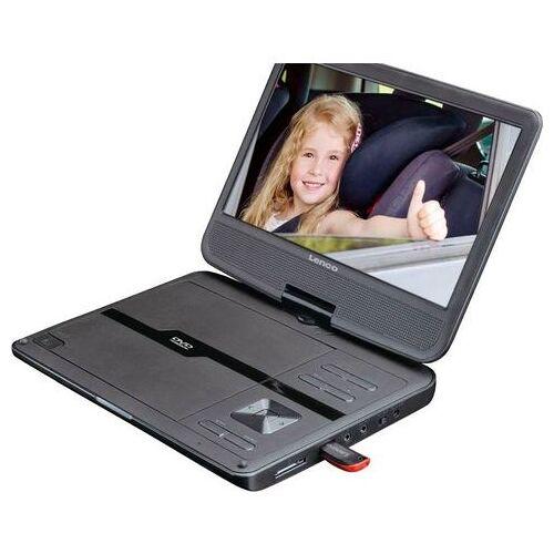 Lenco »DVP-1010« dvd-speler  - 129.99 - zwart