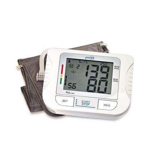 promed »PBM-3.5« bovenarm-bloeddrukmeter  - 29.99 - wit
