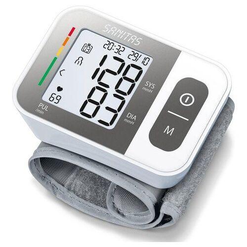 Sanitas polsbloeddrukmeter SBC 15  - 16.99 - wit