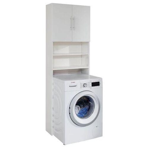 trendteam kast voor wasmachine Basix  - 99.99 - wit