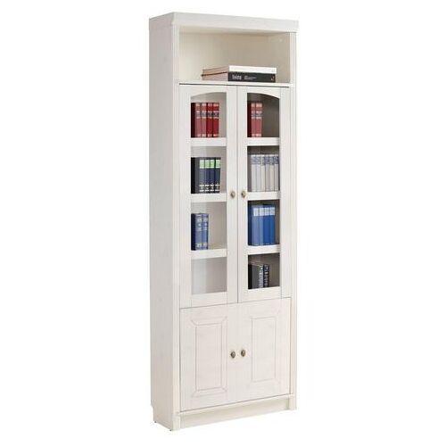 Home affaire Boekenkast 'serie Soeren', 4-deurs  - 569.99 - wit