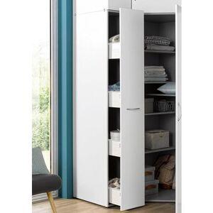 WIMEX apothekerskast »Multiraumkonzept«  - 199.99 - wit - Size: 30x185x54 (bxhxd) cm , 1-deurs