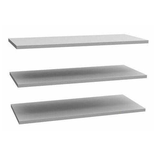 FORTE losse planken (set van 3)  - 49.99 - grijs