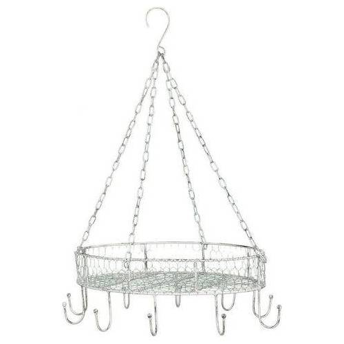 Ambiente Haus Home affaire hangmand  - 49.99 - wit