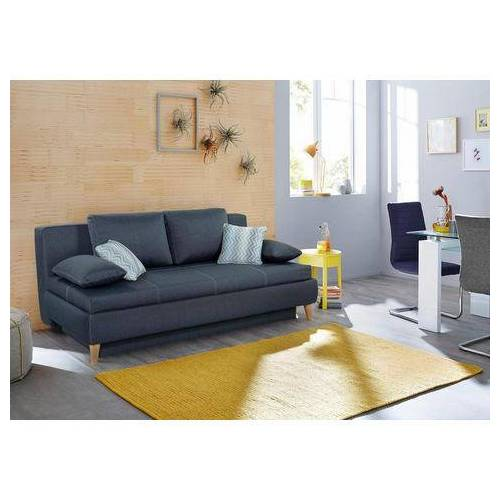 Home affaire bedbank Boxspring geschikt als volwaardig bed  - 649.99 - blauw