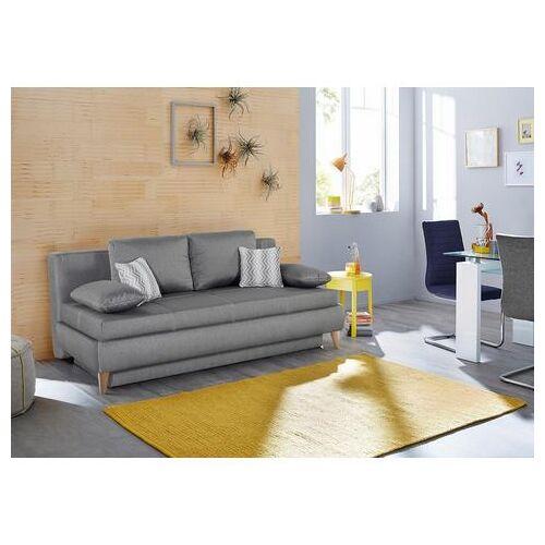 Home affaire bedbank Boxspring geschikt als volwaardig bed  - 649.99 - grijs