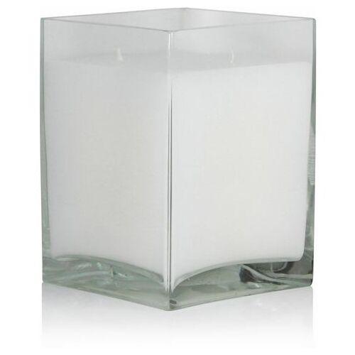 Wiedemann luxe kaars in glas  - 49.99 - wit - Size: Ø25 cm