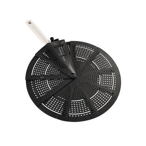 Leifheit opvouwbaar spatscherm, kunststof  - 19.99 - zwart