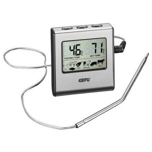 GEFU Digitale braadthermometer TEMPERE  - 22.99 - zilver
