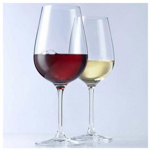 LEONARDO wittewijnglas 'TIVOLI' (set van 6)  - 34.99 - wit