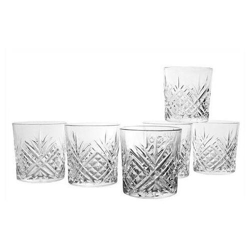 Luminarc whiskyglas 'Eugene' (set van 6)  - 39.99 - wit