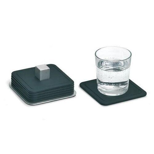 BLOMUS glazen onderzetter  - 29.99 - zwart
