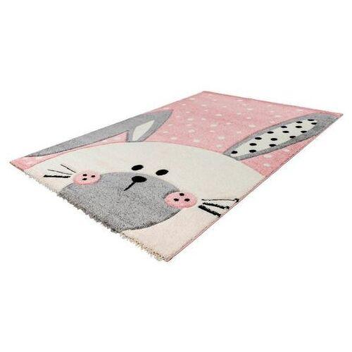 LALEE vloerkleed voor de kinderkamer Amigo 324  - 48.99 - roze
