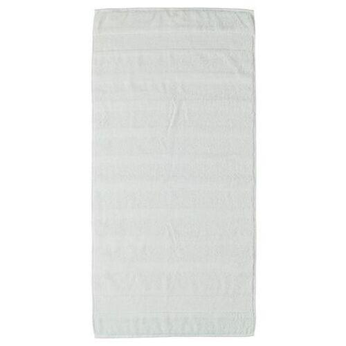Cawö handdoeken  - 28.99 - wit - Size: 2x 50x100 cm