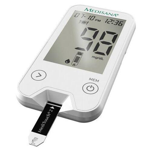 Medisana bloedglucosemeter MediTouch 2 M79030 inclusief starterset  - 16.99 - wit