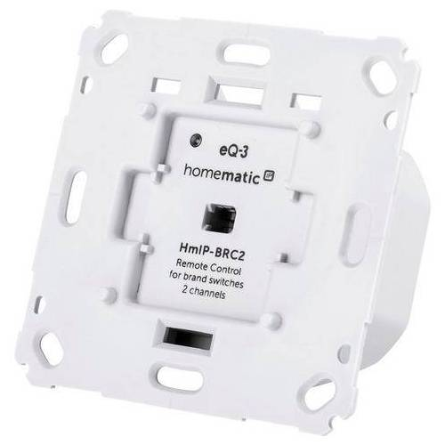 Homematic IP Smart Home Wandschakelaar voor merkschakelaars  - 42.99