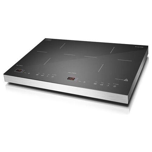 Caso »S-Line 3500« dubbele inductiekookplaat  - 159.99 - zilver