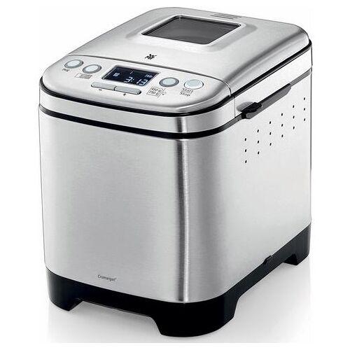 WMF broodbakmachine Kult X, 12 programma's, 450 watt  - 124.90 - zilver