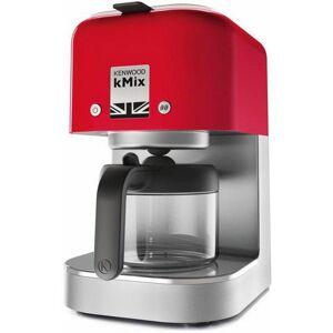 Kenwood keuken koffiezetapparaat COX750RD, 0,75 l koffiekan, papieren filter 1x2