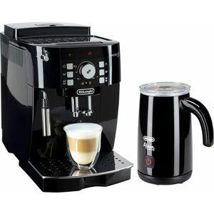 De'longhi Delonghi volautomatisch koffiezetapparaat ECAM 21.118.B, met melkopschuimer, zwart