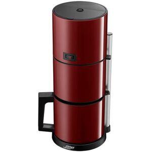 Ritter filter-koffiezetapparaat cafena 5 rood, papieren filter 1x4  - 232.00 - rood