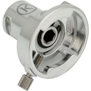Kenwood keukenmachineadapter KAT001ME, voor accessoires met de aanduiding KAX KAT001ME  - 20.04 - zilver
