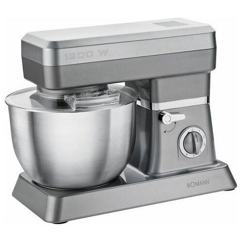 BOMANN keukenmachine Keukenmachine KM 398 CB  - 103.99 - zilver